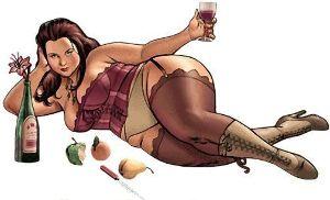 ☆…Diet・Diary…☆ ちょっと待て!その一口が豚になるって言葉があるけれど、 まだ大丈夫~なんて思っていると、あっという間
