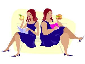 ☆…Diet・Diary…☆ 食欲をコントロールしているスイッチは、お腹ではなく、脳にあるんだとか(ゝ。∂)  大脳の中