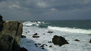 北九州発ツーリング 今日の志賀島