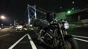 長崎発 オヤジライダー復活祭り 九州👋 関門海峡めかり 🐌💨💨💨❗