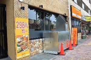 東急池上線愛好会 鳥貴族長原店が21日にオープンしました、昨日まではオープン記念で並んでいましたが 土曜日の今日から通