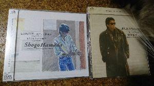 県南で浜田省吾のカラオケしませんか? 続投です。 先日の100%FFFで、当時はレコードで聴いていたCDを、二枚、購入しました。 とても思