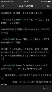4023 - (株)クレハ 1万円なんていかないでしょ、お花畑かよ  大和証券によりレーティング6500円まで下げられてるよ