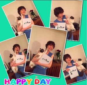 上野樹里掲示板にゃム!! 上野樹里様 Happy Birthday ニャム!!