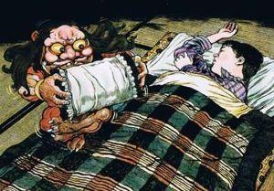 9399 - ビート・ホールディングス・リミテッド 鬼太郎のアニメ見れば、分かるだろうけど、  枕返しってことなんだなw  これが分かる人と分からない人