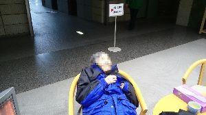 栃木県警本部 警務部 県民広報相談課の脅迫介護事案への問題対応⑦ 県警1階ロビーにて、捨て台詞で、障害者の母と介護家族の私に対して他の警察職員に相手にするなと吐き捨て
