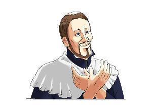8698 - マネックスグループ(株) そして、神キリストイエスを信じなさい。 とザビエルが出てくる。 シシシ