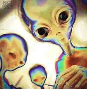 UFO・宇宙人インフォグラフィック同好会「何でも掲示板」 こんな 感じの 人 でしたか? 凄い体験ですね!