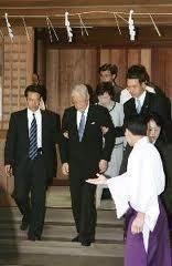 みんなの党政策は日本崩壊への道 李登輝先生の「靖国論」   当時の軍隊の中では、 「死んだら靖国で会おうな」と普通に会話していた。