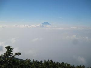 ミルピコの山日記♪ 猫日記^^日々のつぶやき日記(#^.^#) やっぱり富士山はどこからでも見えるのがいい。。。(#^.^#) なんか見えると安心します。