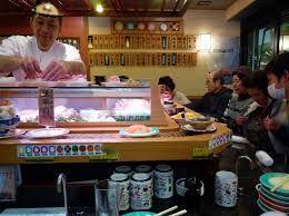 3350 - (株)レッド・プラネット・ジャパン 小増寿司食べて元気出してください。まだまだ営業中です。