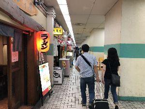 巨人ファンの集う居酒屋 今日は新梅田食堂街で呑んで酔っ払っています
