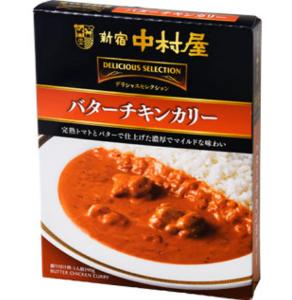 2204 - (株)中村屋 この「バターチキンカレー」は後味が悪いですね  気持ち悪くなりました  そりゃ、株価も下落するネガテ