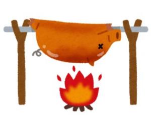 3844 - コムチュア(株) 丸焼きの刑です