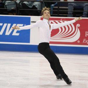 『橘の香をなつかしみ・・・』 3ケ月後、アダム・リッポンはU.S. Figure Skating's Athletes