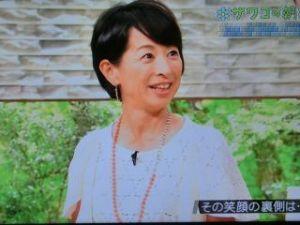 空を眺めながら 土曜日の朝、時間があれば「サワコの朝」を見ています。  今朝のゲストは中村玉緒さんでした。  夫、勝