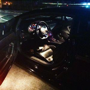 平日ドライブ 夜の高速道路ドライブ。 意味も無く、あてもなくただ高速道路を走らせるのが好きです。 御殿場までの往復