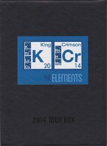 KingCrimsonキング・クリムゾン The Elements Of King Crimson Tour Box (続き)   :: Po