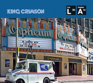 KingCrimsonキング・クリムゾン King Crimson Live At The Orpheum Preorder    :: Po