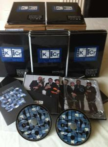 KingCrimsonキング・クリムゾン The Elements Of King Crimson Tour Box    :: Posted