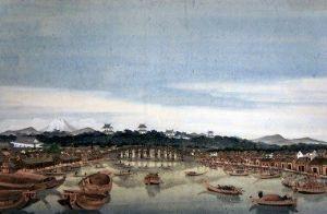 7011 - 三菱重工業(株) 北斎の絵画、蘭のライデン博物館が所蔵している絵画が北斎筆であることが分かった 2日前  これが江戸日