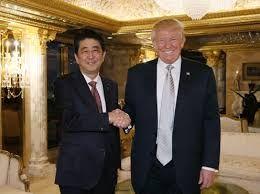 7011 - 三菱重工業(株) 「偉大な友情の誕生を楽しみにしている」トランプ氏みずからのFacebookで語る。  まるで日米和親