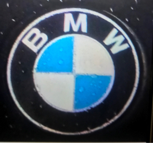 7011 - 三菱重工業(株) 赤ずきんちゃん気をつけて! BMW White Car に気を付けてね アオリ悪質車種!