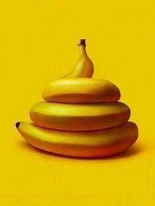 オレンジロード おつかれさま!  バナナをどうぞ!