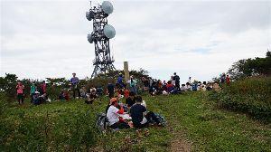 六甲山 【続297 六甲山報告(紅葉谷道経由最高峰へ)】 一か月ぶりの歩きと最高峰でした。 この一か月の間に