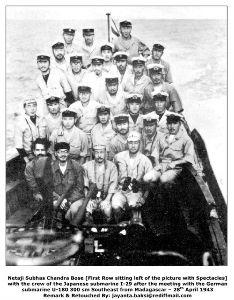 橋下くん。もういいよ。 安倍総理(当時)はインドを訪問し、      インド国民軍を率いて日本と一緒に戦った      チャ
