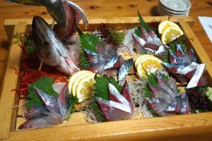 ★姫路HARLEY☆ 関アジ、関サバに鳥天と大分名物、美味しかったです!
