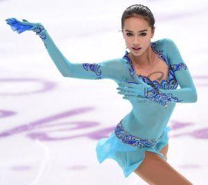 レズビアン パッチワークさん、おはようございます。  冬季オリンピックの花はフィギュアスケートですね。 女子はロ