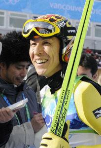レズビアン パッチワークさん、こんばんは。  これから、スキージャンプのノーマルヒルの予選を見ます。 葛西選手が