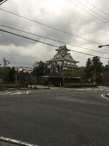 「ある日どこかで」について語りませんか? 長浜城  1週間前の湖北サイクリングでのお土産画像その2 秀吉の作った最初の居城らしいです。byWI