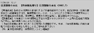 2002 - (株)日清製粉グループ本社 四季報先取り