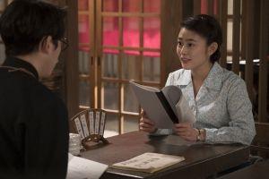 どうでもいい話 のり子も、川久保から結婚申し込まれたとき(@「ごちそうさん」)は、  「あ、はい、喜んで」であっさり