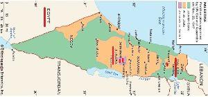 History of the English language 【place】 Judea: ユダヤ 《パレスチナ南部の古代ローマ領》  Nazareth:ナザレ