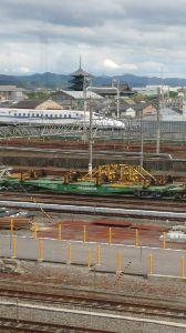 30才未満書き込み禁止! 近場ですが、京都鉄道博物館に行って来ました。