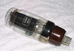 真空管ギターアンプ故障修理相談室2 真空管自身にハイゲイン/ローゲインの概念はありません。 3極管ならハイμ/ローμという3