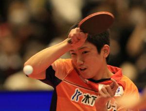 松井秀喜 卓球の張本智和君が史上最年少日本一は立派だが・・  一々、大声出すな、、煩いわ!