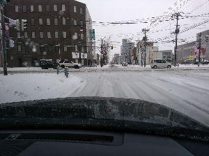 ☆北海道限定ドライブの旅☆ takeさん、こんばんは。 11月16日から18日まで帯広に出張でした。 2日間は十勝晴れで良い天気