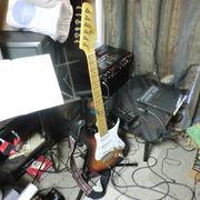 私のギター演奏