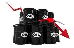 8789 - フィンテック グローバル(株) 原油価格が  潜水中