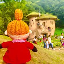 8789 - フィンテック グローバル(株) 私はムーミン世代ですが、スナフキンが歌う「おさびし山」が大好きです! マンガのムーミン(テレビ放送)