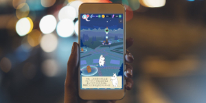 8789 - フィンテック グローバル(株) 日本は3月、4月、ムーミン祭りになる  この時期に日本にこのアプリをリリースするのには理由がある。「