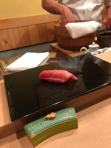8789 - フィンテック グローバル(株) 寿司は好き。ここは年に2回行く。