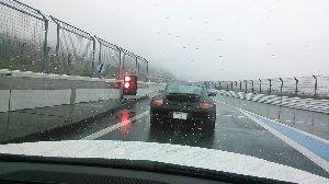 ★ピット・イン ちょっと休憩 今日は、弱雨の天気予報でしたが、 富士スピードウェイの方に行ってきました。  夏場は晴れたところで、