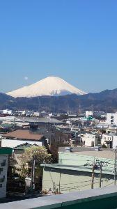 いつまでも☆と・き・め・き・を☆  riさん  今日は暖かな日でした 秦野へ行きました  富士山🗻 綺麗でしたよ