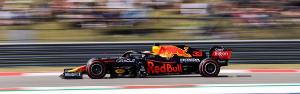 7267 - ホンダ F1アメリカ予選:フェルスタッペン、下馬評を覆すポールポジション獲得! 角田も自身4度目のQ3進出で