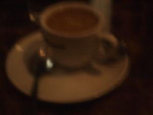 OLYMPUS OM SERIES (いつもの風景)ピンホ-ル 喫茶店でコーヒを撮影、、 アナが大きすぎる ?? alto*****